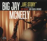 "CD✦BIG JAY McNEELY✦""Life Story"" A Recording With Ray Collins' Hot-Club & Friends"